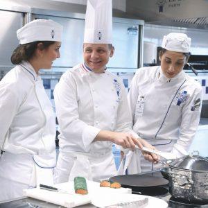 Die beste Kochschule der Welt