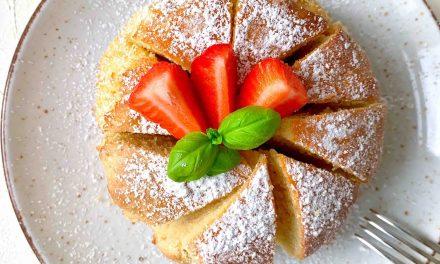 Gâteau au yaourt – Joghurtkuchen