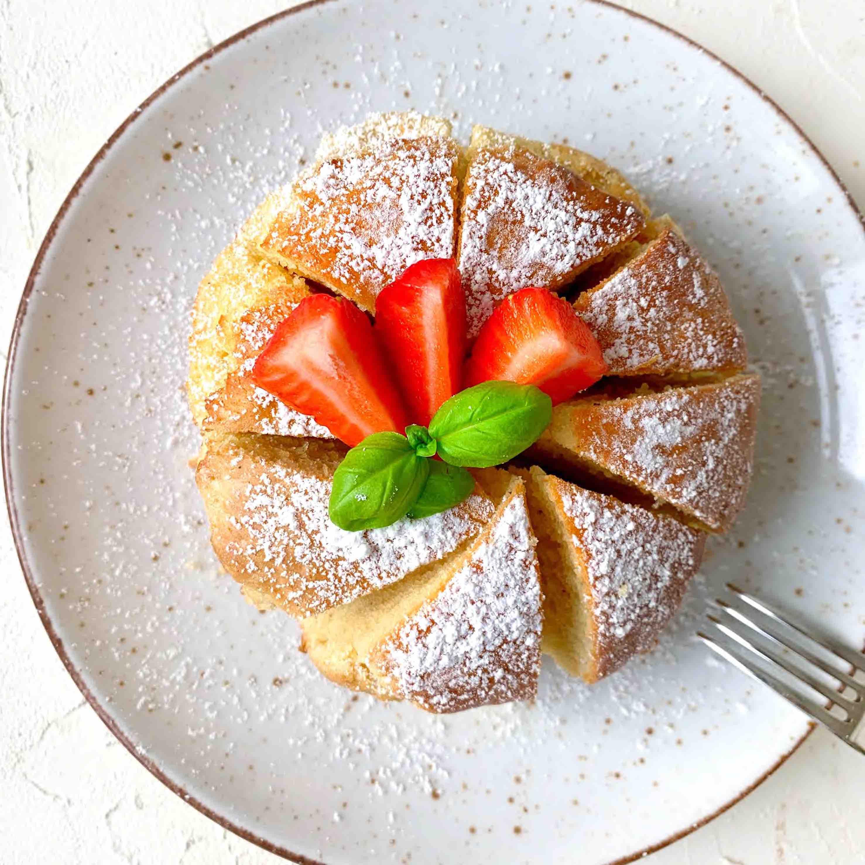 Französischer Joghurtkuchen